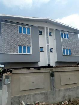 Executive 3 Bedroom New, Back of Excellent Hotel, Ogba, Ikeja, Lagos, Block of Flats for Sale