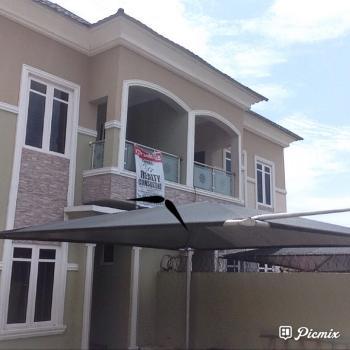 Nice Semi Detached 4 Bedroom Duplex with Bq, Off Lekky County Road, Ikota Villa Estate, Lekki, Lagos, Semi-detached Bungalow for Rent