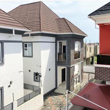 4 Bedroom Detached Duplex with a Bq, New Road, Lekki Phase 2, Lekki, Lagos, Detached Duplex for Sale