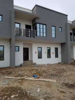 3 Bedroom Terrace with One Room Bq, Sunnyvale Estate, Lokogoma District, Abuja, Terraced Duplex for Sale