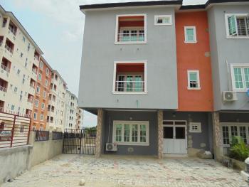 Sleek and Luxurious 5 Bedroom Terrace House, Lekki Gardens, Off Chevron Drive, Lekki Expressway, Lekki, Lagos, Terraced Duplex for Rent