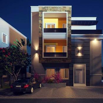 Luxury Apartment, Wuye, Abuja, Detached Duplex for Sale