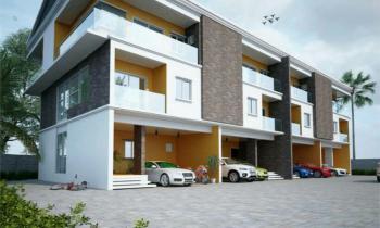 4 Bedroom Terrace with 2 Living Rooms, Madiba Estate, Ikate Elegushi, Lekki, Lagos, Terraced Duplex for Sale