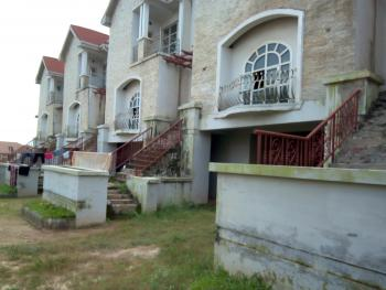 5 Units 4 Bedroom Terrace Duplex at 90% Completion Stage, By Lento Aluminum, Life Camp, Gwarinpa, Abuja, Terraced Duplex for Sale