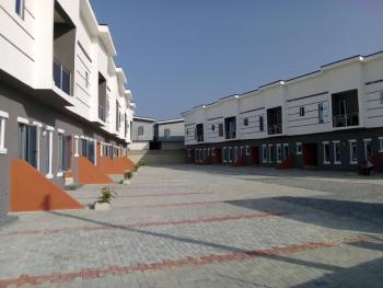 Brand New Serviced 3 Bedroom Terrace Duplex with Boys Quarters, in a Secured Serviced Estate Off Chevron Tollgate, By Orchid Road, Lekki Phase 1, Lekki, Lagos, Terraced Duplex for Sale
