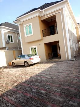 Nice and Spacious 3 Bedroom Flat with Rooms En Suites and Private Staircase and Prepaid Meter, Lekki Scheme 2, Abraham Adesanya Estate, Ajah, Lagos, Flat for Rent