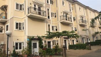 Brand New 4 Bedroom Terraced Duplex, Brains and Hammers Estate, Galadimawa, Abuja, Terraced Duplex for Rent
