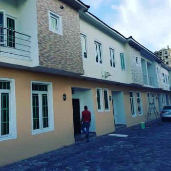Brand New 4 Bedrooms Terrace, Ikate Elegushi, Lekki, Lagos, Terraced Duplex for Sale