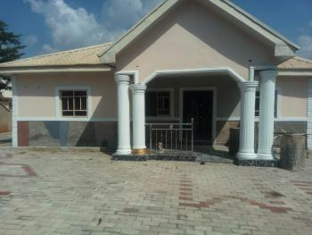 a Brand New and Near Finished 3 Bedroom Bungalow House, Bentel Villa Estate, Gaduwa, Abuja, Detached Bungalow for Sale