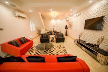 3 Bedroom Tastefully Furnished Short Let Apartment, Lekki Phase 1, Lekki, Lagos, Flat Short Let
