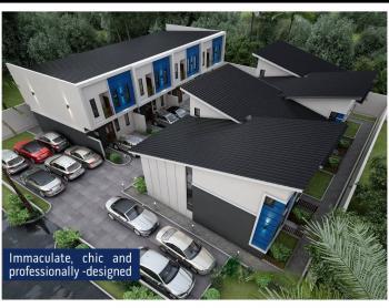 Terrace Duplex with Governor Consent, Ocean Palm, Sangotedo, Ajah, Lagos, Terraced Duplex for Sale