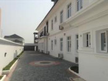 a Luxurious 5 Bedroom 1 Bq Terraced Duplex, Off Second Avenue, Banana Island, Ikoyi, Lagos, Terraced Duplex for Rent