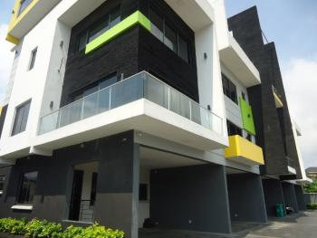 Luxury 5 Bedroom Terraced Duplex with Excellent Facilities, Off Bourdillon Road, Old Ikoyi, Ikoyi, Lagos, Terraced Duplex for Sale