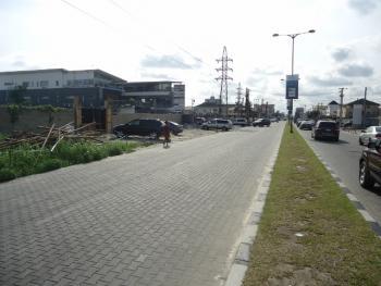 1230sqm Prime Commercial Land, Admiralty Way, Lekki Phase 1, Lekki, Lagos, Commercial Land for Sale