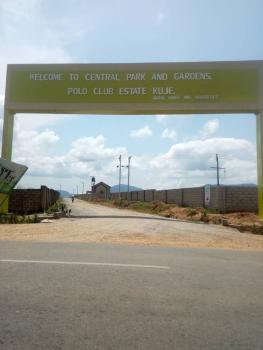 Luxurious Living - Statutory R of O, Kuje, Abuja, Mixed-use Land for Sale
