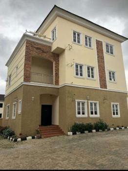 a Detached Duplex House with 5 Rooms, Gym Room, Study Etc, Guzape District, Abuja, Detached Duplex for Rent