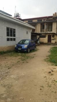 a Full Plot with a Bq, Off Oyegunwa Street, Ladipo, Mafoluku, Oshodi, Lagos, Mixed-use Land for Sale