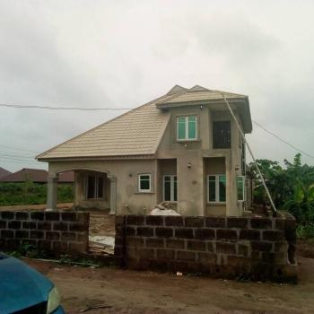a Standard 4 Bedroom Duplex Sitting on a Full Plot of Land, Gberigbe, Ikorodu, Lagos, Detached Duplex for Sale