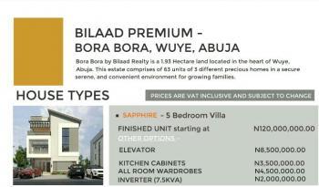 5 Bedrooms Detached Duplex, Adjacent Wuye Mordern Market, Wuye, Abuja, Detached Duplex for Sale