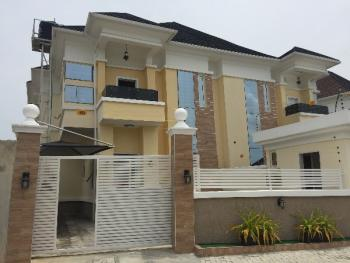 4 Bedroom Semi-detached Duplex with Bq , in a Well Secured Estate Devine Homes , Thomas Estate, Divine Homes Estate, Thomas Estate, Ajah, Lagos, Semi-detached Duplex for Sale