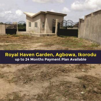 Plots of Land for Sale in Ikorodu, Agbowa, Ikorodu, Lagos, Residential Land for Sale