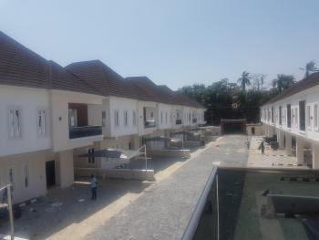 Brand New 4 Bedroom Semi Detached Duplex with Bq in Serviced Estate, Chevron Toll Gate, Lekki, Lagos, Semi-detached Duplex for Sale