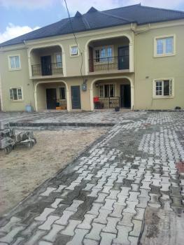 Clean 2 Bedroom Flats, Up Flats Newly Built, Back of Mayfair Garden, Awoyaya, Ibeju Lekki, Lagos, Flat for Rent