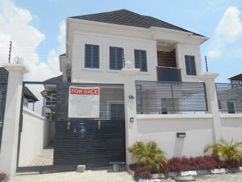Newly Built 5 Bedroom Full Detached Duplex, Chevron Area, Chevy View Estate, Lekki, Lagos, Detached Duplex for Sale