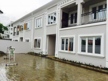 Tastefully Finished 2 Units of 5 Bedroom Semi Detach House, 6b, Olumo Road, Parkview, Ikoyi, Lagos, Semi-detached Duplex for Rent