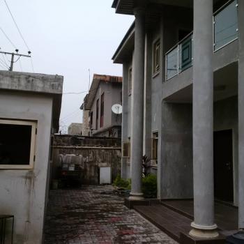 5 Bedroom Fully Detached Duplex, Peace Estate, Ogidon, Sangotedo, Ajah, Lagos, Detached Duplex for Sale