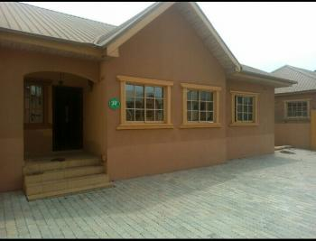 a Nicely Finished 2 Bedroom Bungalow, in a Very Quiet and Serene Estate, Off Sunnyvale Expressway, Gaduwa, Abuja, Semi-detached Bungalow for Rent