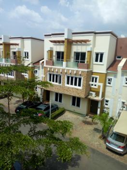 Brand New Spacious 4 Bedroom Terrace Duplex with Attached Bq, Wuye, Abuja, Terraced Duplex for Sale