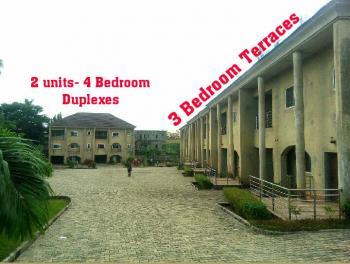 an Estate Facility Comprising Terrace Duplexes, Behind Legislative Quarters, Apo, Abuja, Terraced Duplex for Sale