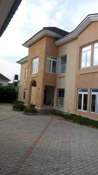 Luxury Five Bedrooms Duplex with Two Sitting Rooms and Two Self Contained Bq, Gwarinpa Estate, Gwarinpa, Abuja, Detached Duplex for Sale