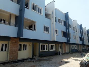 Well Built Service 4 Bedroom Terrace Duplex All Rooms Are En-suite, Lekki Conservation Road, By Second Toll Gate, Lekki Expressway, Lekki, Lagos, Terraced Duplex for Rent