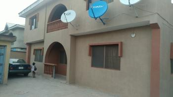 a Block of 4 Nos 3 Bedroom Flats at Agodo Near Ikotun Egbe, Agodo, Near Cele Egbe Bus Stop, Alimosho, Lagos, Block of Flats for Sale