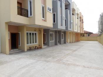 Newly Built 5 Bedroom Executive Duplex, Adeniyi Jones, Ikeja, Lagos, Terraced Duplex for Sale
