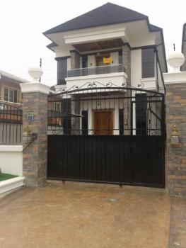 Tastefully Built 2 Units of 5 Bedrooms Fully Detached Duplex, Chevy View Estate, Lekki, Lagos, Detached Duplex for Sale