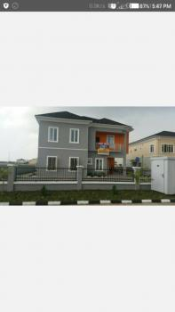 5 Bedroom Fully Detached Duplex with a Bush Bar, Royal Gardens Estate, Lekki Phase 2, Lekki, Lagos, Detached Duplex for Sale