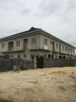 Superb 4 Nos 3 Bedroom Terraced Duplex (under Construction), Road 32, Ikota Villa Estate, Ikota, Lekki, Lagos, Terraced Duplex for Sale
