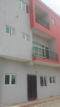 a Brand New Luxury Mini Flat, Bathtub 2 Toilet, Upstairs and Down Stairs, Orchid, Lafiaji, Lekki, Lagos, Flat for Rent