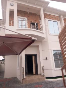 Newly Built Spacious 4 Bedroom Semidetached Duplex with a Room Bq,fitted Kitchen,etc., Chevron Alternative, Chevy View Estate, Lekki, Lagos, Semi-detached Duplex for Rent