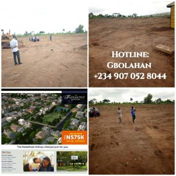 Certificate of Occupancy  (c of O), Alagbado, Close to Ait, Alimosho, Lagos, Residential Land for Sale