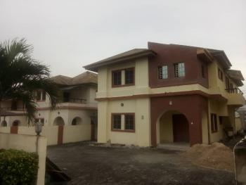 Well Maintained 5 Bedroom Fully Detached House Within a Gated Service Estate, Off Peter Odili Road, Trans Amadi, Port Harcourt, Rivers, Detached Duplex for Rent