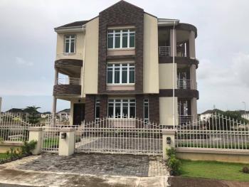4 Bedroom Mansion on 3 Floors with 3 Living Room, Royal Garden Estate, Lekki Phase 2, Lekki, Lagos, Detached Duplex for Sale