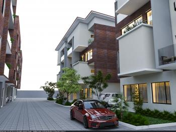 Modern and Extremely Functional Design 3 Bedroom Condo Apartments, Tm-meadows, Ebute Metta East, Yaba, Lagos, Flat for Sale