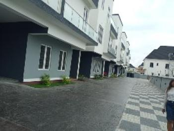 Beautifully Designed 5 Bedroom Terrace Duplex with a Room Bq, Oral Estate, By Second Toll Gate, Lekki, Lagos, Terraced Duplex for Sale