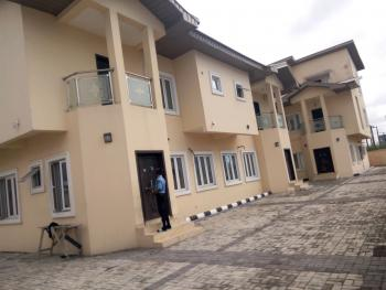 Newly Built 4 Units of 5 Bedroom Terraced Duplex with a Room Bq, Fitted Kitchen, Etc., Off Palace Road, Ikate Elegushi, Lekki, Lagos, Terraced Duplex for Rent
