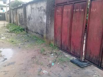 Fully Fenced and Gated Plot Land Measuring 1000 Sqm, By Romans Filling Station, Ada George Road, Port Harcourt, Rivers, Mixed-use Land for Sale