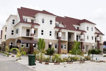 4 Bedrooms Terraced Plus 1 Bq 2 Living Rooms All in Suite, Jabi, Abuja, Terraced Duplex for Sale